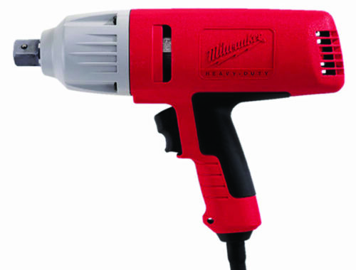"Milwaukee 9070-20 1/2"" Impact Wrench with Rocker Switch and Detent Pin Socket Retention"