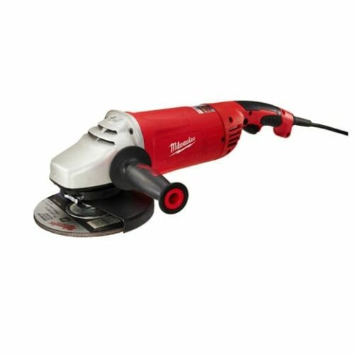 """Milwaukee 6088-30 15 Amp 7""""/9"""" Angle Grinder with Trigger Lock"""