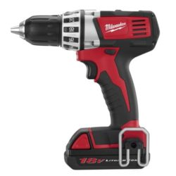 Milwaukee 2601-22 18V Compact Driver Drill