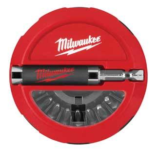 Milwaukee 48-32-1700 20 Piece Puck Bit Set