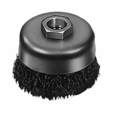 Milwaukee 48-52-1600 6 Inch Wire Cup Brush