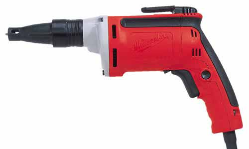 Milwaukee 6742-20 Drywall Screwdriver, 0-4000 RPM