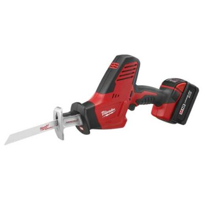 Milwaukee 2625-21 HACKZALL M18 Cordless One-Handed Recip Saw Kit