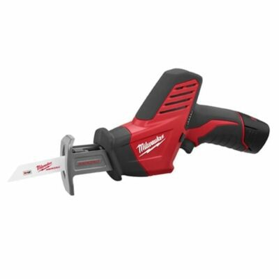 Milwaukee 2420-21 M12 Cordless HACKZALL Lithium-Ion Recip Saw Kit