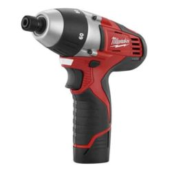 Milwaukee 2455-22 M12 Cordless Lithium-Ion No-Hub Driver Kit