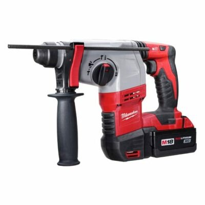 "Milwaukee 2605-22 M18 Cordless Lithium-ion 7/8"" SDS Plus Rotary Hammer Kit"