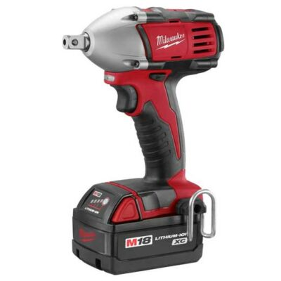 "Milwaukee 2652-22 M18 Cordless 1/2"" Compact Impact Wrench"