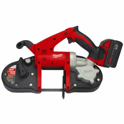 Milwaukee 2629-22 M18 Cordless Compact Band Saw Kit