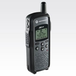 Motorola DTR410 Digital On-Site Portable Radio