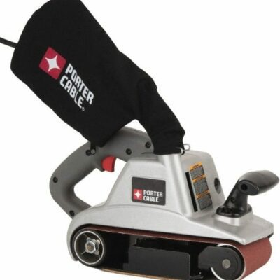 Porter Cable 362V 4-inch by 24-inch Variable Speed Belt Sander