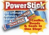 Powers 8168 Stick Ultimate Adhesive Sealant - Gray