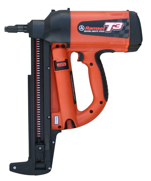 Ramset T3mag Gas Powered Drywall Nailer Tool Authority