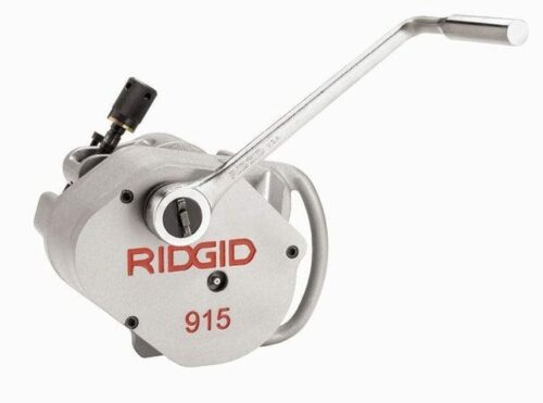 "Ridgid 88232 915 2"" - 6"" Portable Roll Groover"
