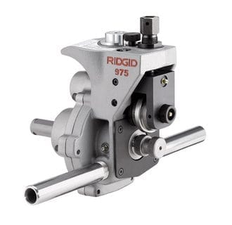 Ridgid 25638 975 Combo Roll Groover