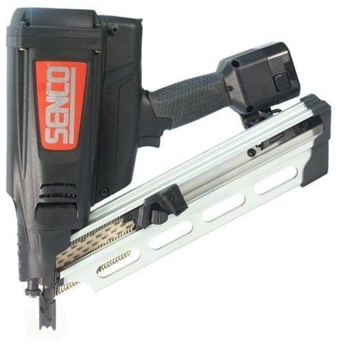 "Senco GT90CH 3-1/4"" Cordless Clipped Head Gas Framing Nailer 5F0001N 1"
