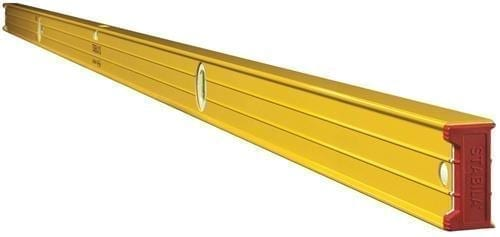 Stabila 37496 96' Heavy Duty Spirit Level 96-2 Series without hand holes