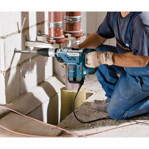 """Bosch 11264EVS 1-5/8"""" SDS-Max Rotary Hammer (action view)"""