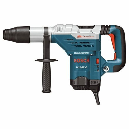 """Bosch 11264EVS 1-5/8"""" SDS-Max Rotary Hammer (side view)"""