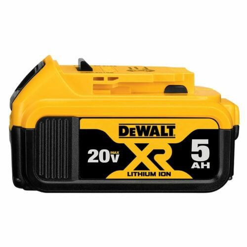 DeWALT DCB205 20-Volt Max 5.0-Amp Hours Lithium Power Tool Battery 1