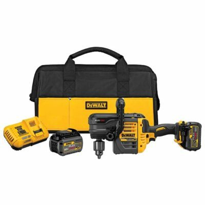 "DeWalt DCD460T2 60V MAX 1/2"" VSR Stud and Joist Drill Kit - 2 Batteries"
