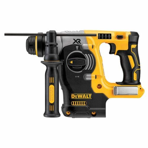 "DeWALT DCH273B 20V MAX* XR Brushless 1"" L-Shape SDS Plus Rotary Hammer"