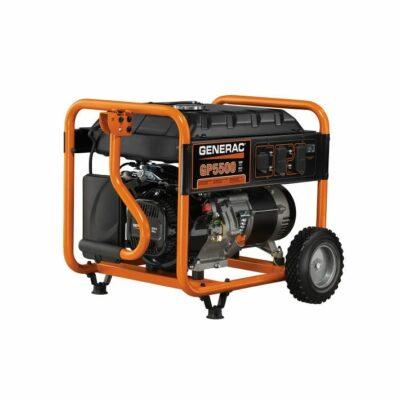 Generac GP5500 5,500 Watt Portable Generator
