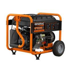 Generac 5941 - GP6500E General Purpose Residential 6,500 Watt Portable Generator