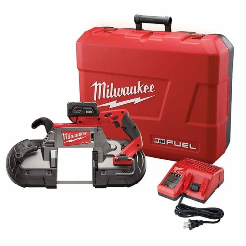 Milwaukee 2729-21 M18 FUEL™ Band Saw Kit