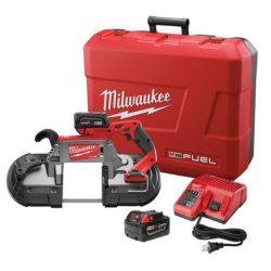 Milwaukee 2729-22 M18 FUEL™ Band Saw Kit