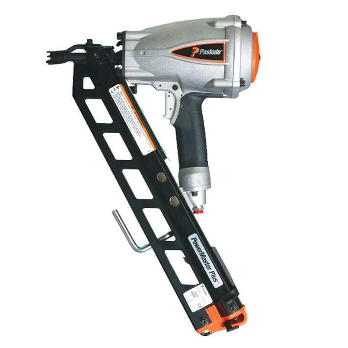 Paslode F350-S PowerMaster Plus 30° Framing Nailer - Tool Authority