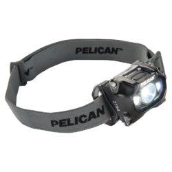 Pelican 2760 LED Headlamp, Black