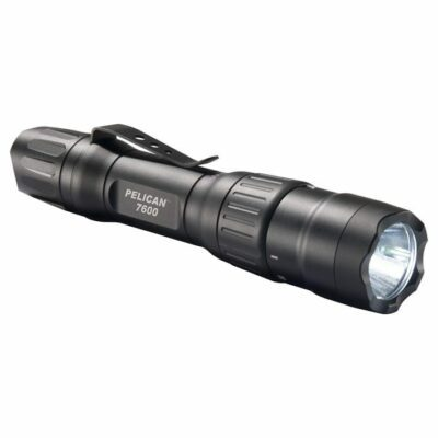 Pelican 7600 Rechargeable LED Tactical Flashlight