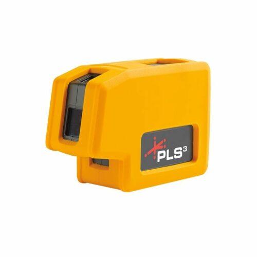PLS PLS-60523N Red 3-Point Beam Laser Level