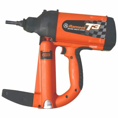 Ramset T3SS Gas Nail Gun for Electrical Trades & Conduit Fastening