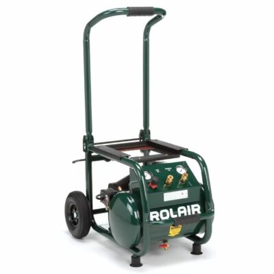 Rol-Air VT25BIG 2.5 HP Electric Compressor