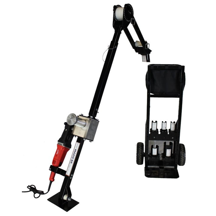 Southwire MAXIS® M6K-M 6,000 Lb. Cable Puller (w/ 1680-20 Motor ...