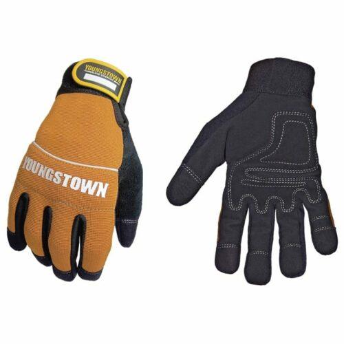 Youngston Glove 06-3040-70 Tradesman Plus Glove, Brown