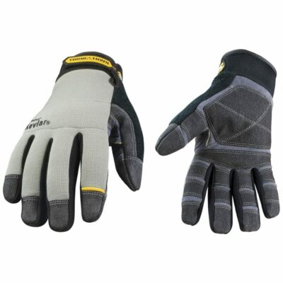 Youngstown Glove 05-3080-70 General Utility Glove, Lined with Kevlar
