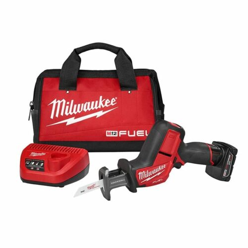 Milwaukee 2520-21XC hackzall kit