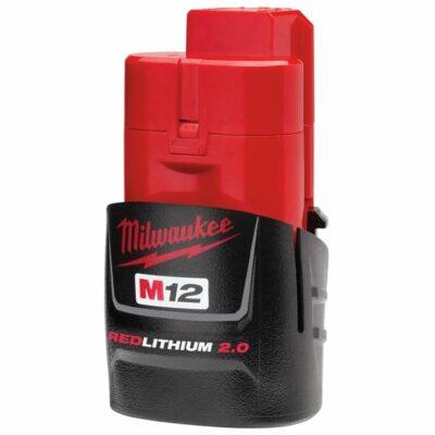 Milwaukee M12 battery 48-11-2420
