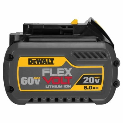 DeWALT DCB606 20V/60V Flexvolt Battery
