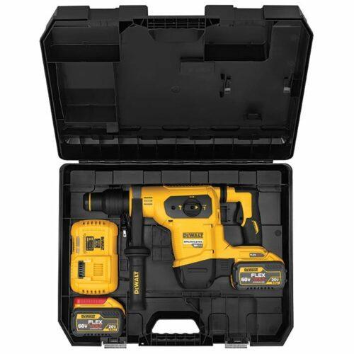DeWALT DCH481X2 Combination Hammer Kit in case