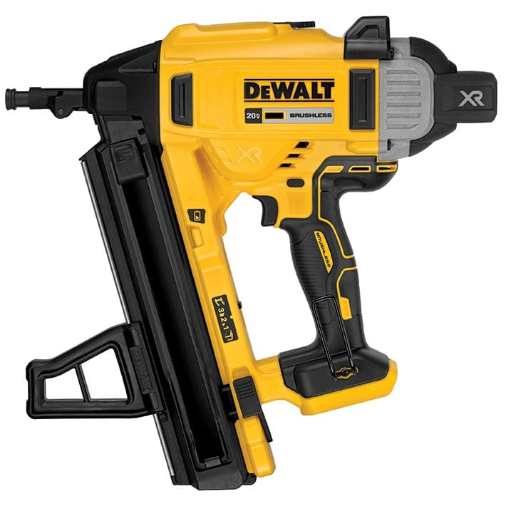 DeWALT DCN890B 20V MAX* XR® Cordless Concrete Nailer (Tool Only ...