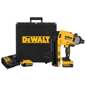 DeWALT DCN890P2 Concrete Nailer Kit