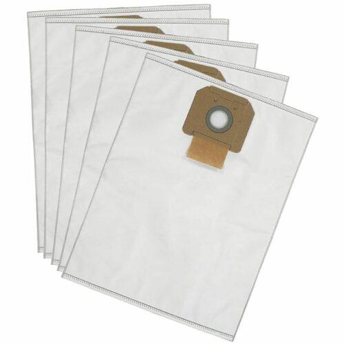 DeWALT DWV9402 Fleece Dust Bags for DWV012/DWV010, (5 Pack)