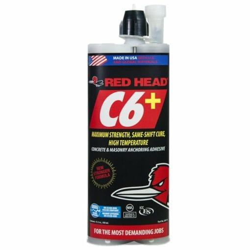 Red Head C6P-15 C6+ Anchoring Adhesive