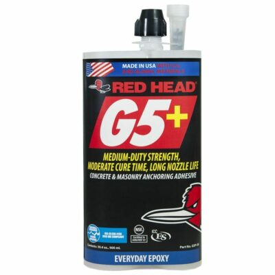 Red Head G5P-30 G5+ Anchoring Adhesive