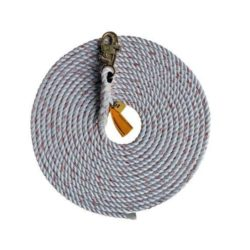 DBI-Sala 1202794 50' Rope Lifeline w/ Snap Hook