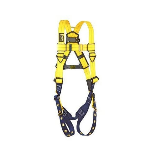 DBI-Sala Delta 1102000 Vest-Style Harness (front view)