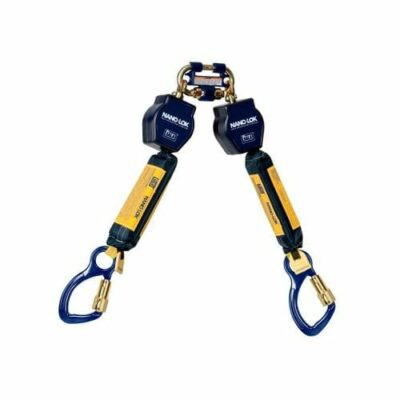 DBI-Sala 3101275 Nano-Lok Twin-Leg Quick Connect Self Retracting Lifeline